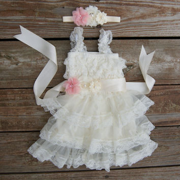 1st Birthday Dress First Outfit Toddlers Toddler Party