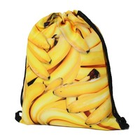 new Bananas 3d printing backpack for man