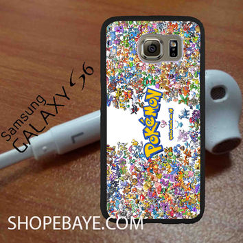 pokemon together 2 For galaxy S6, Iphone 4/4s, iPhone 5/5s, iPhone 5C, iphone 6/6 plus, ipad,ipod,galaxy case