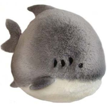 Squishable Shark: An Adorable Fuzzy Plush to Snurfle and Squeeze!