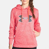 Women's Under Armour Logo Hoodie