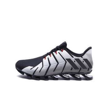 ADIDAS Original New Arrival SPRINGBLADE Mens Running Shoes Mesh Breathable Footwear Super Light High Quality For Men