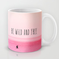 Wild and Free Mug by M Studio