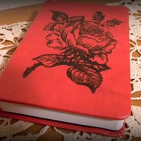 Rose Journal Sketch Book