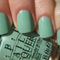 OPI ~ MERMAID'S TEARS ~ Pirates of Caribbean Collection Nail Lacquer Polish