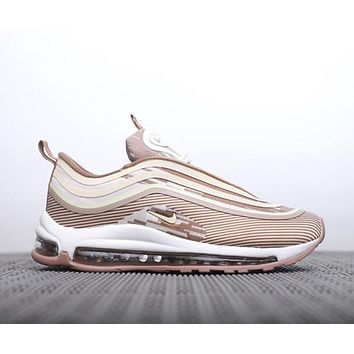Nike Wmns Air Max 97 Ul 17  Bullet Sports Leisure Running Shoes