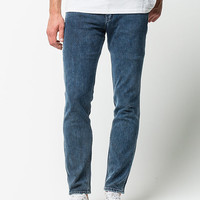 Levi's 511 Line 8 Underground Mens Slim Jeans Indigo Denim  In Sizes