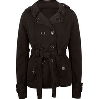 ASHLEY Wooby Womens Hooded Trench 213102100 | Jackets | Tillys.com