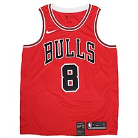 Nike Icon Swingman NBA Jersey - Chicago Bulls - Zach LaVine