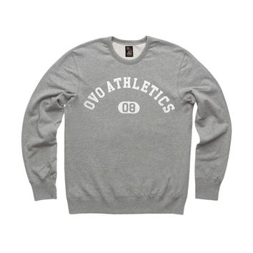 OVO ATHLETICS CREWNECK SWEATSHIRT | October's Very Own