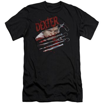 Dexter - Blood Never Lies 2 Premuim Canvas Adult Slim Fit 30/1