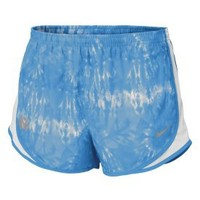 Nike Women's NCAA UNC Printed Tempo Shorts - Dick's Sporting Goods