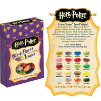 Hot 34g Bean Boozled Sweet Candy Bean Strange Taste Food Snack Harry Potter Jelly Beans Candy Kid Snack Halloween Christmas Gift