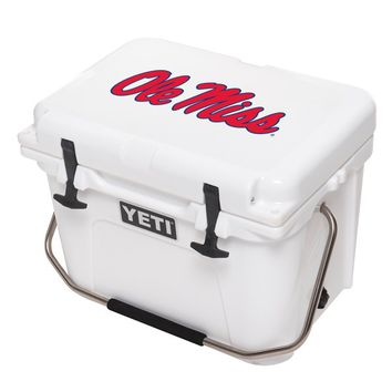 Ole Miss Coolers | YETI Coolers