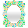 Lisa Argyropoulos Wild One Two Quatrefoil Mirror