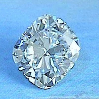 1.81ct F-SI2 Cushion Diamond Loose Diamond GIA certified Anniversary Engagement Bridal Jewelry JEWELFORME BLUE