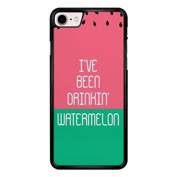 Beyonce I Ve Been Drinkin Watermelon iPhone 7 Case