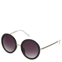 60'S Oval Sunglasses - Sunglasses - Bags & Accessories - Topshop USA