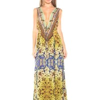 Shahida Parides Limited Edition Persian Princess Maxi Dress