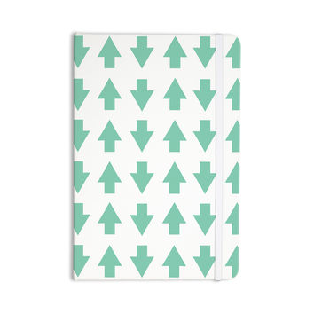 """Project M """"Arrows Up and Down Mint"""" Everything Notebook"""