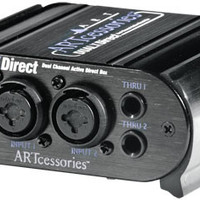 ART DualXDirect - Professional Active Direct Box