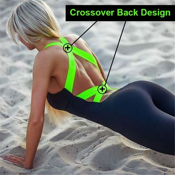 Women's Fitness One Piece Jumpsuits