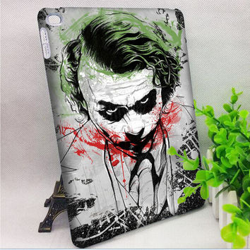 Joker Batman Ipad 2 3 4 Ipad Air Ipad Air 2 Ipad Mini 1 2 3 4 Case