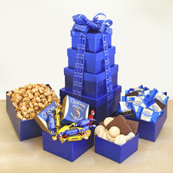 Kosher Delicious Sweet Treats Tower