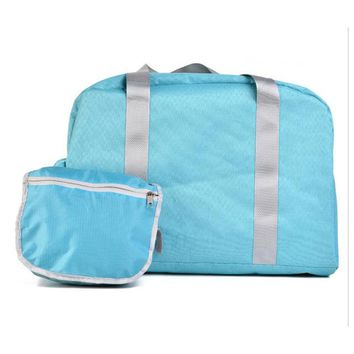 New Arrival Unisex Waterproof Large Capacity Sport Gym Bag for Women Fitness Travel Luggage Gym Fitness Fold Sports Bags