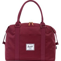 Men's Herschel Supply Co. 'Strand' Duffel Bag - Burgundy