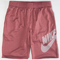 Nike Sb Sunday Mens Dri-Fit Sweat Shorts Red  In Sizes