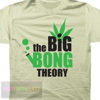 Big Bong Theory T Shirt