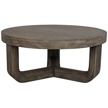 Indiana Coffee Table, Distressed Grey