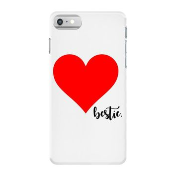 Besties Heart Family Matching iPhone 7 Case