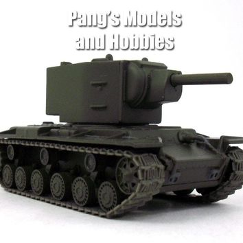 KV-2-2 (KB-2) Russian Soviet Battle Tank 1/72 Scale Diecast Model by Eaglemoss