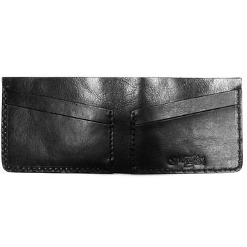 Slim Billfold (Black)