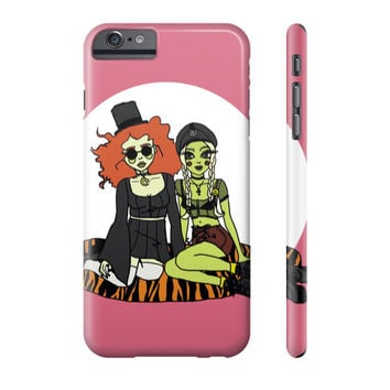 Alien BFFs Phone Case