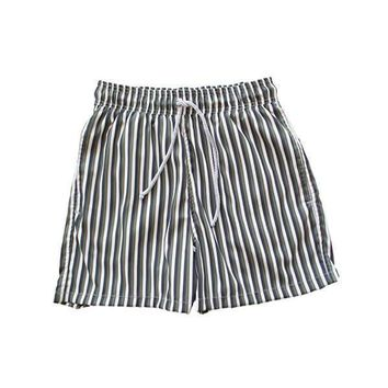 MAYLANA Kona Autumn Stripes Trunks