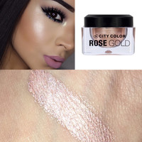Rose Gold Color Changeing Illuminator Shadow Primer