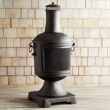 Barrows Outdoor Chimenea