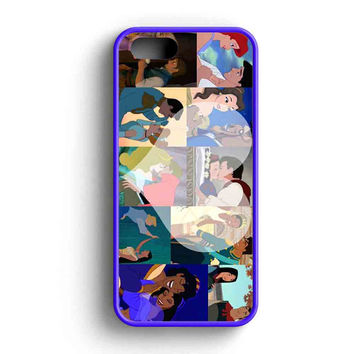 Disney Princess And Prince Character iPhone 5 Case iPhone 5s Case iPhone 5c Case