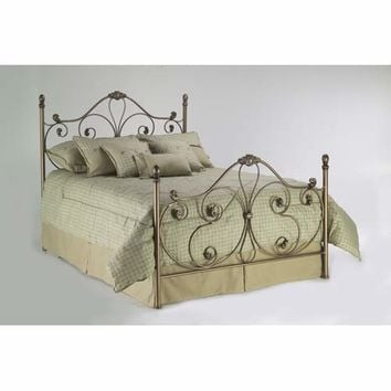 Fashion Bed Group B91X34 Aynsley Majestique Full Bed Frame
