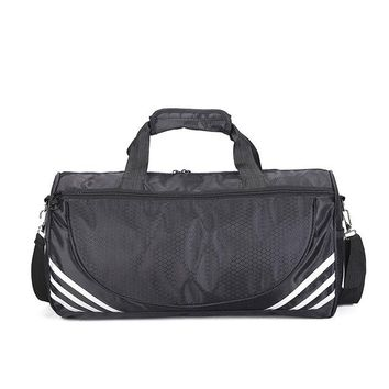 Sports gym bag  Knight Travel Gym Bag Large Capacity Luggage Nylon Duffle Bags Multifunctional Bag Fitness Outdoor  for Women Men KO_5_1