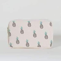 Sweet Treats Pineapple Pencil Case