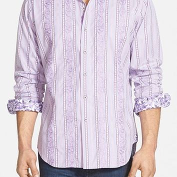 Men's Robert Graham 'Shredding' Classic Fit Sport Shirt,