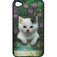 Zombie Cat Lenticular iPhone 4/4S Case