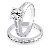 Bling Jewelry Channel Her YES Ring