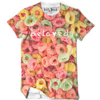Cold Cereal Men's Tee