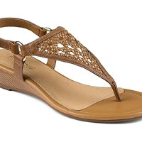Laina Demi Wedge Sandal