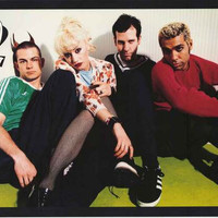 No Doubt 1996 Band Poster 23x34